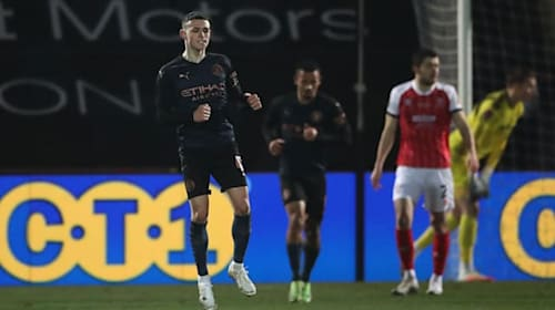 Phil Foden knows consistency is key to becoming one of the world's best