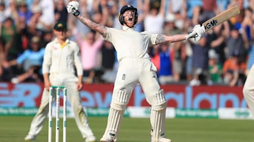 Ben Stokes named Wisden Cricketer of the Year
