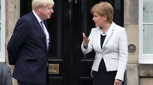 Scottish politicians react to Prime Minister's Brexit defeat