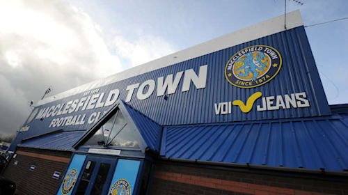 EFL to meet with Macclesfield players over threat to boycott Crewe game
