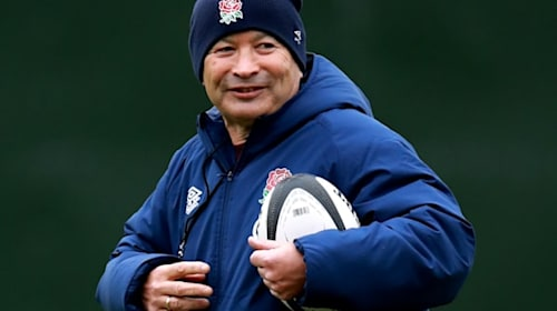 Eddie Jones won't have much room to experiment with England's Six Nations squad