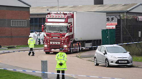 Truck driver denies human trafficking charges after refrigerated lorry deaths