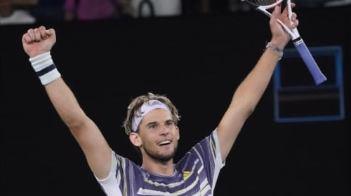 Thiem ready to take on the 'king' again