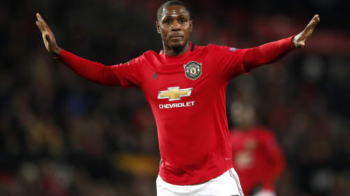Odion Ighalo to dedicate every Manchester United goal to late sister