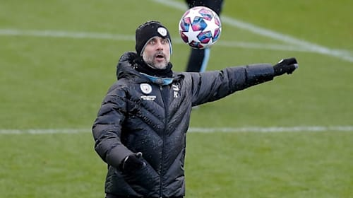 This isn't last chance for my City players to win Champions League – Guardiola