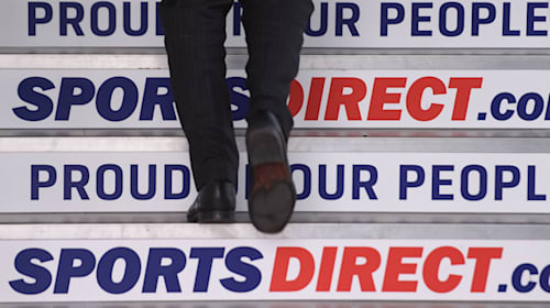 UK stocks jump higher as Sports Direct shares tumble