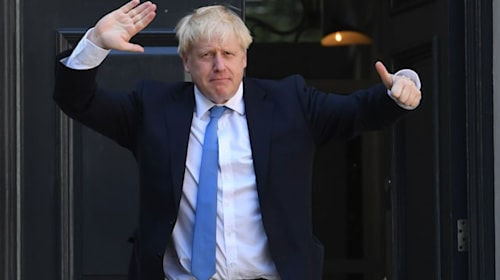 Brussels urges Johnson to avoid no-deal Brexit 'tragedy'