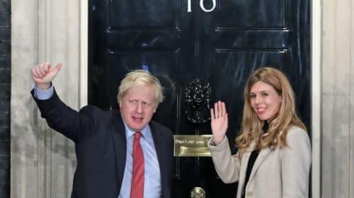 Boris Johnson's sister Rachel says she has not met his girlfriend Carrie