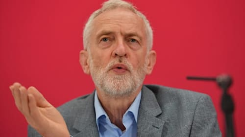 Corbyn: Second referendum must have real choices for Leave and Remain voters
