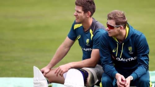 Australia captain Tim Paine defends Steve Smith over guard incident