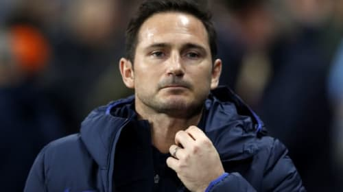 Lampard calls on Chelsea to impress their home fans after disappointing loss