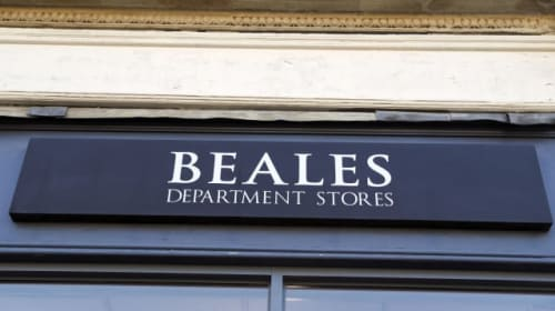 Full list of remaining Beales stores set to close