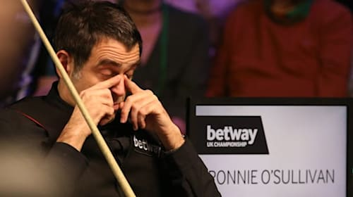 Ronnie O'Sullivan: Personal reasons had nothing to do with not playing Masters