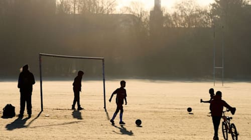 Primary school children banned from heading in training sessions