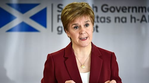 Sturgeon: Lifting lockdown measures would not save economy