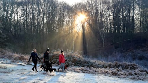 Monday night could be the coldest of this winter