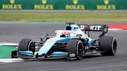 Williams confirm Nicholas Latifi will replace Robert Kubica for 2020 campaign