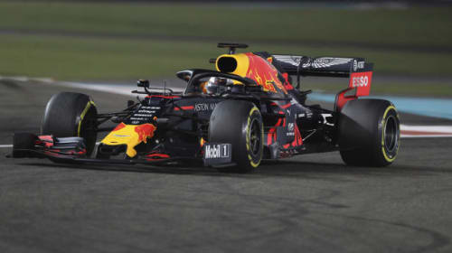 Verstappen edges out Hamilton in final practice for Abu Dhabi Grand Prix