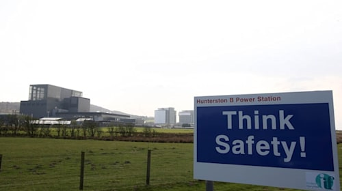 Hunterston nuclear power plant reactor to temporarily return to service