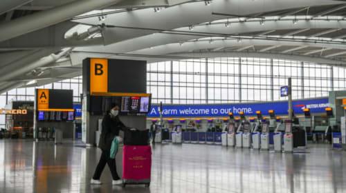 Heathrow to shut one runway after coronavirus traffic fall