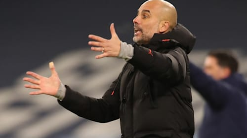 Pep Guardiola rules out new signings for Man City in January transfer window