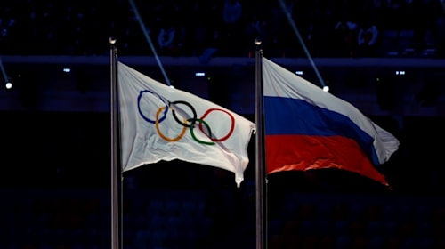 Russia banned from next Olympics and football World Cup