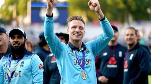 World Cup final shirt will have extra meaning now – Jos Buttler