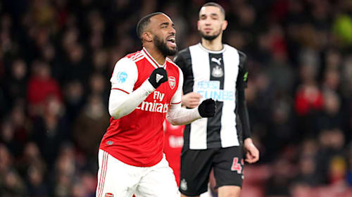 Lacazette keen to avoid repeat of Arsenal drought