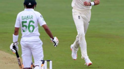England dominate day one of Sri Lanka Test after brilliant Stuart Broad start
