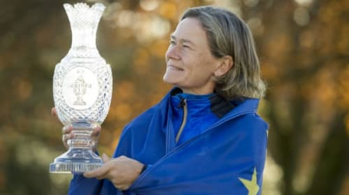 Europe captain Catriona Matthew targets historic Solheim Cup win in Ohio