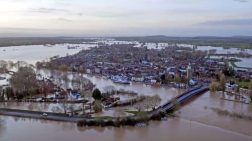 Flood-hit communities braced for more heavy rain