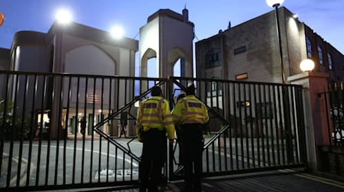 Mosque attack had 'been brewing', say leaders