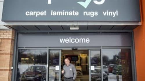 Carpetright makes 'substantive progress' on restructuring despite further losses