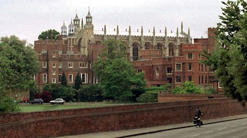 Cabinet ministers clash over whether Eton should admit girls