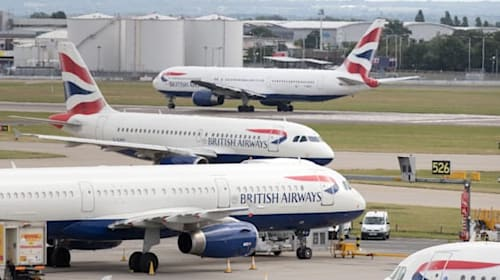 BA pilots to strike in dispute over pay
