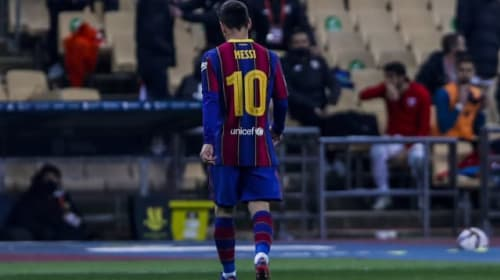 Barcelona appeal against Lionel Messi's two-match ban