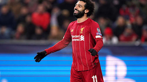 Hungry Salah will have wanted more than solitary Salzburg strike – Henderson