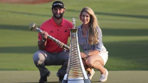 Jon Rahm admits his Race to Dubai win has yet to sink in