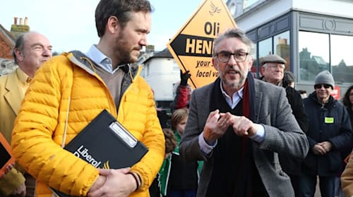 Vote tactically and keep the Tories out of power, Steve Coogan says