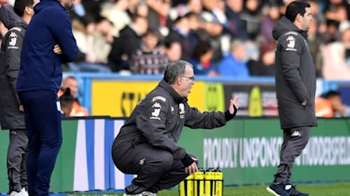 Bielsa demands Leeds improvement after hard-earned derby win over Huddersfield