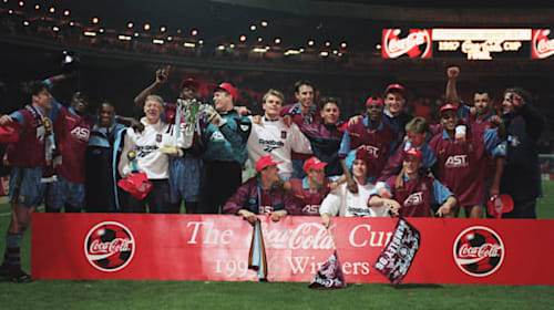 How Aston Villa have fared in League Cup finals