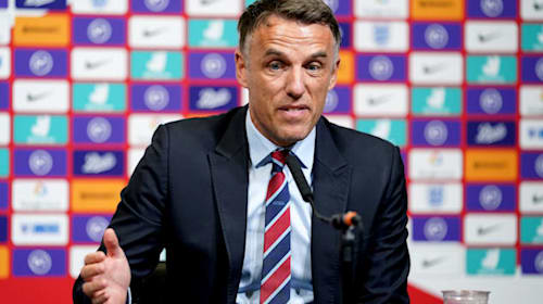 Neville bans talk of Olympics as Lionesses focus on defending SheBelieves Cup