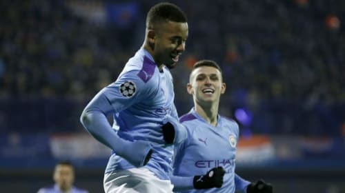 Gabriel Jesus admits expectation has affected him at Manchester City