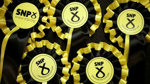 SNP on course for extra 11 MPs at General Election, analysis suggests