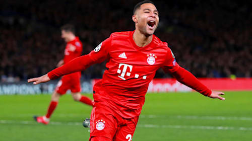 Serge Gnabry scores twice as Bayern Munich give Chelsea mountain to climb