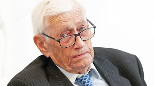 Funeral mass for former deputy first minister Seamus Mallon