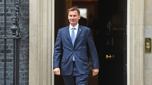 Jeremy Hunt: the self-made millionaire running to be PM