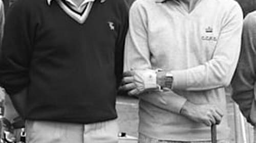 Tributes paid to former Ryder Cup player John O'Leary