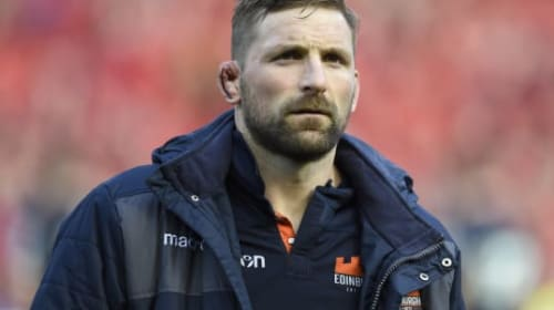 Former Scotland captain John Barclay retires from international rugby
