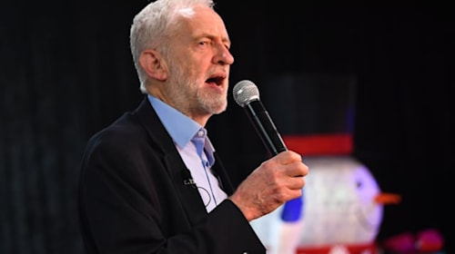 Corbyn dismisses controversy surrounding leaked NHS documents as 'nonsense'